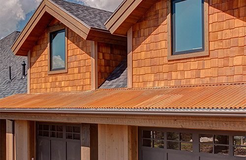 Metal Roofing Lasts Longer and Saves More Energy than Asphalt Shingles