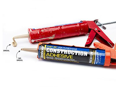 A truly better construction adhesive