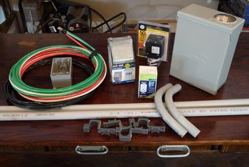 Electrical Supply at The Home Depot