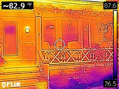 The FLIR C2: Infrared Technology Perfect for Pros