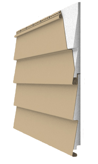 Insulated Siding Insulated Cutaway