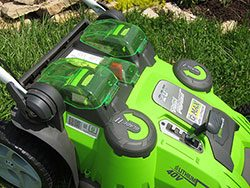 Greenworks - Lawnmower 3