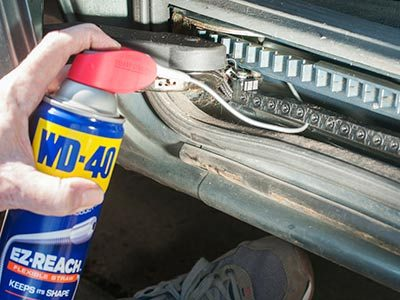 New Spray Lubricant Straw Bends and Twists to Reach into Tight Places