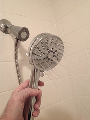 Moen Attract Series shower heads