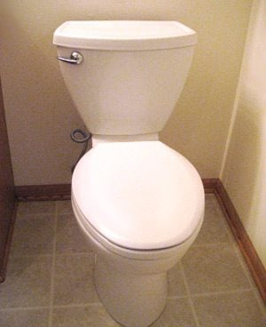 Standard Cadet 3 FloWise Right Height Complete No-Tools Toilet
