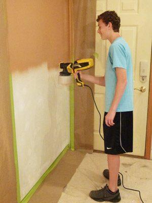 Wagner paint sprayer FLEXiO 590