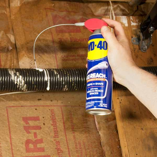 WD-40 EZ-REACHTM Can Handle Any Job