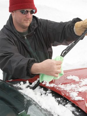 Replace your wiper blades