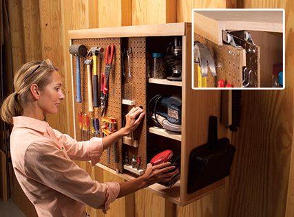 18 Workshop Storage Solutions