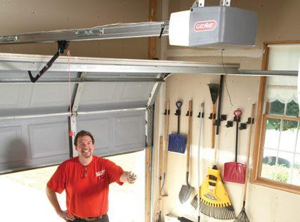 Learn How To Install a Garage Door Opener