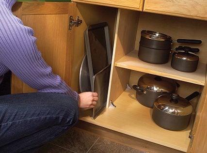 Quick & Clever Kitchen Storage Ideas