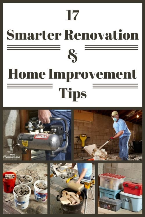 17 Smarter Renovation And Home Improvement Tips
