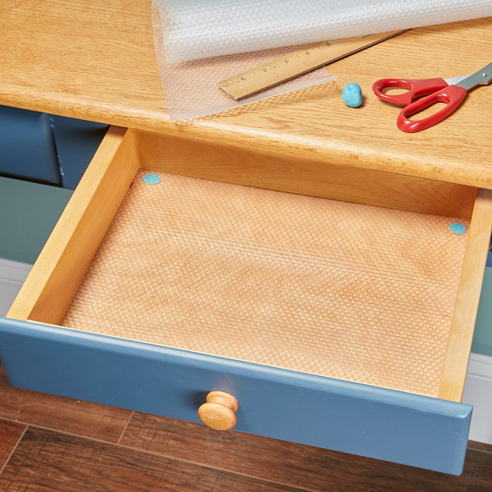 Kitchen Liners For Cabinets How To Line Drawers And Cabinets With Shelf Liner The Family