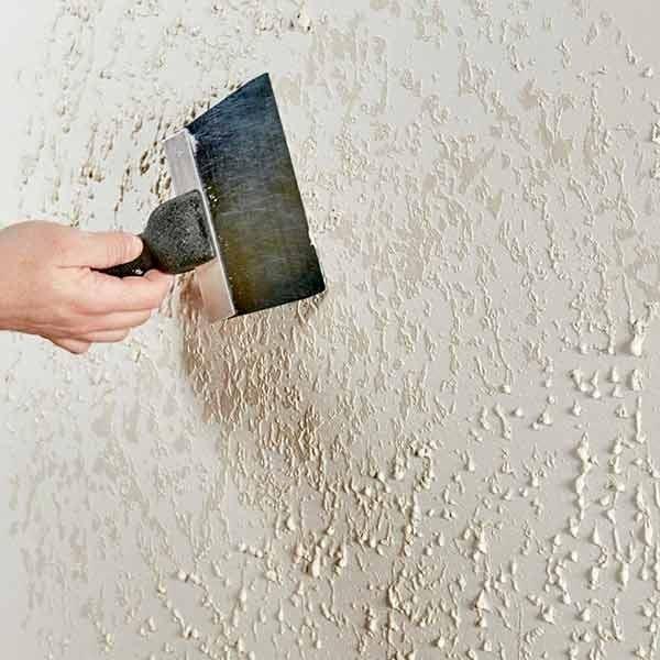 Apply Wall Texture Yourself and Save Big Bucks