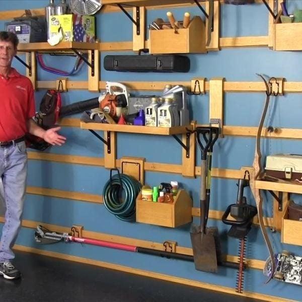 Custom Garage Storage The Family Handyman