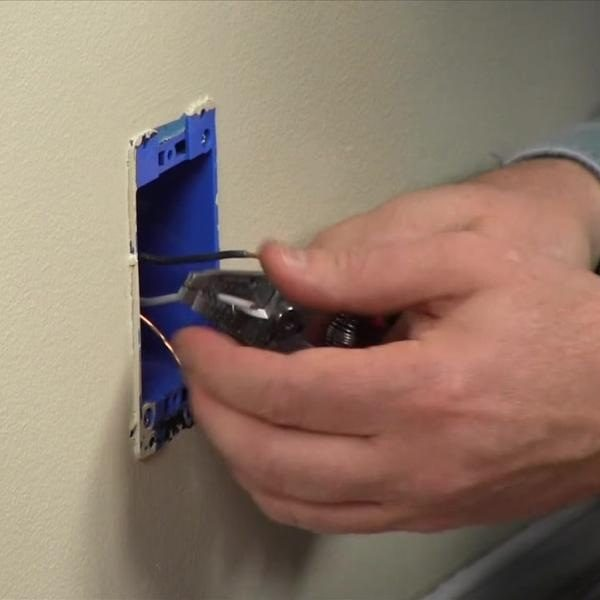 When working with electrical you will run into a situation where someone didnu0027t leave enough slack inside the electrical box. : home improvement electrical wiring - yogabreezes.com