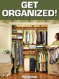 Get Organized Book Cover