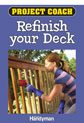 Project Coach: Refinish Your Deck Book Cover