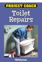 Project Coach: Toilet Repairs Book Cover
