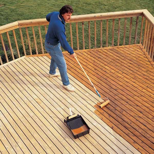 wood deck cleaning do it yourself 2