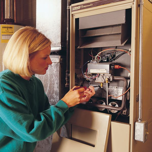 Fall Furnace Maintenance Guide The Family Handyman