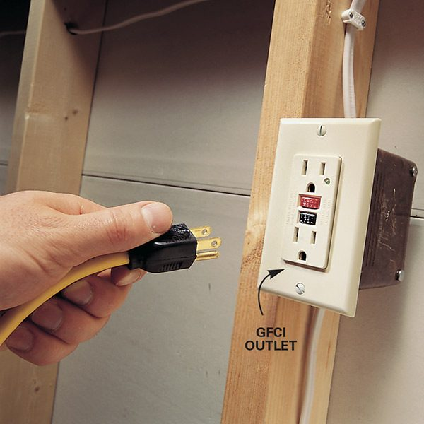 How To Install Gfci Outlets The Family Handyman
