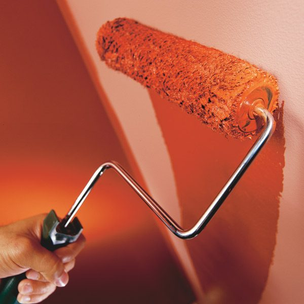Best Type Of Roller For Painting Walls