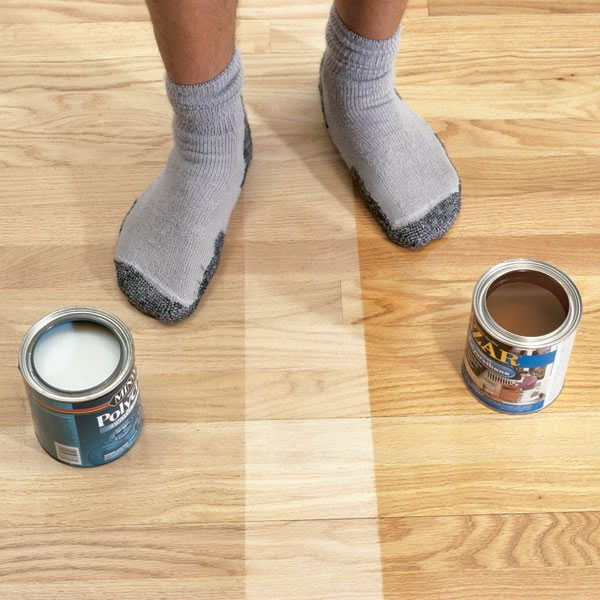 Water Based Vs Oil Based Polyurethane Floor Finish The