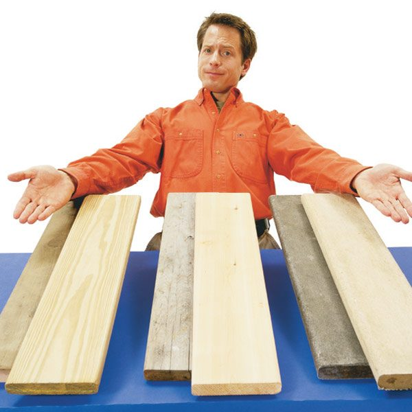best treatment for pressure treated wood 2