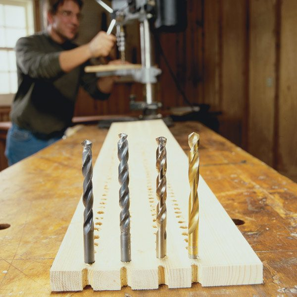 How To Choose Twist Drill Bits The Family Handyman