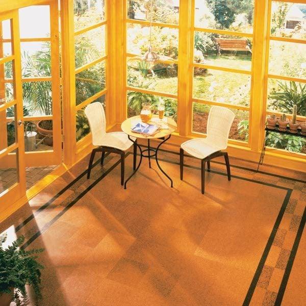 How To Install Cork Tile Flooring The Family Handyman