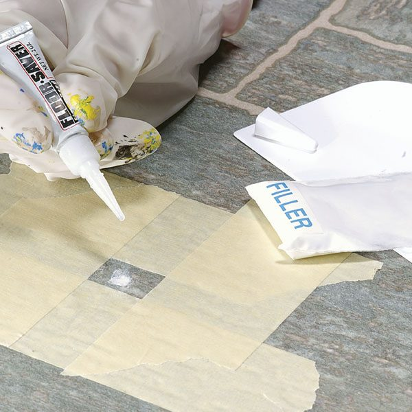 Repairing Vinyl Flooring The Family Handyman