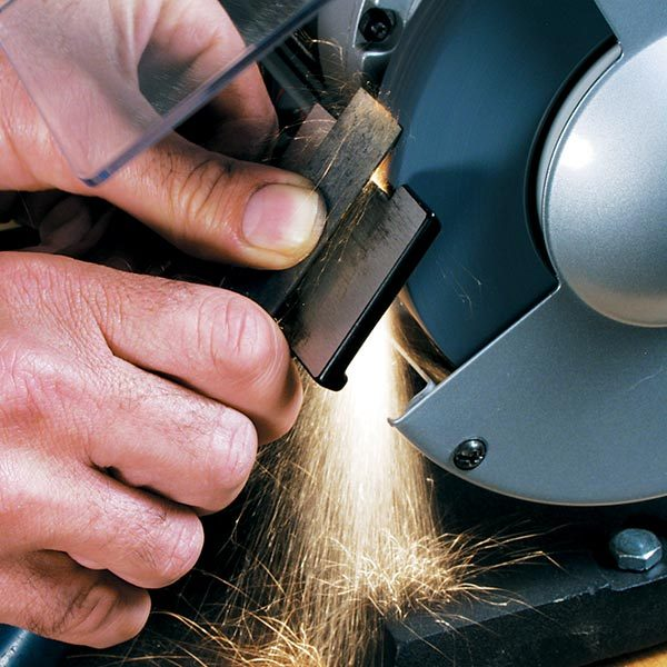 How To Sharpen A Chisel The Family Handyman