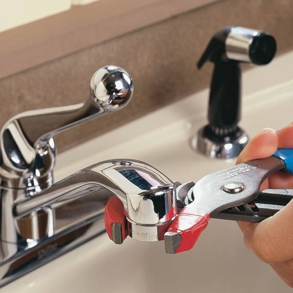 awesome Aerator On Kitchen Faucet #1: Unclog a Kitchen Faucet Aerator