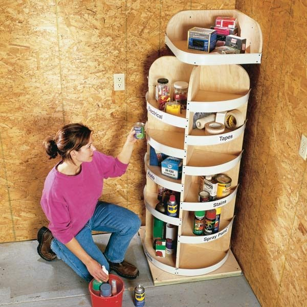 How To Organize Garage Storage Projects The Family Handyman