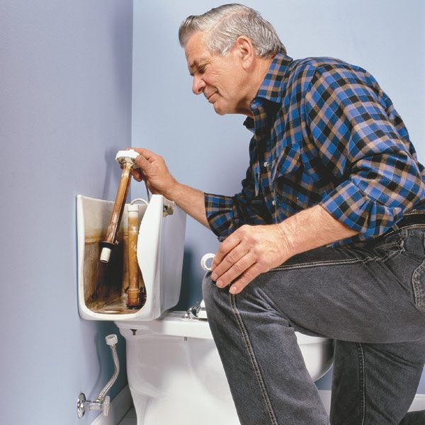 How to Fix a Running Toilet | The Family Handyman