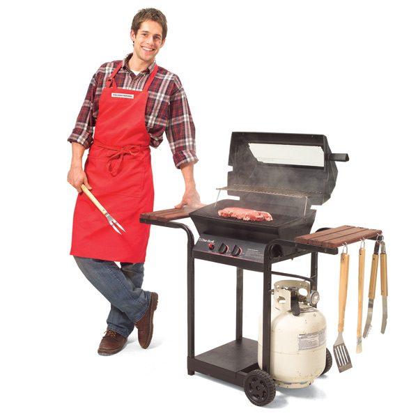 Tips For Cooking Low And Slow On Your Gas Grill: How To Fix A Gas Grill