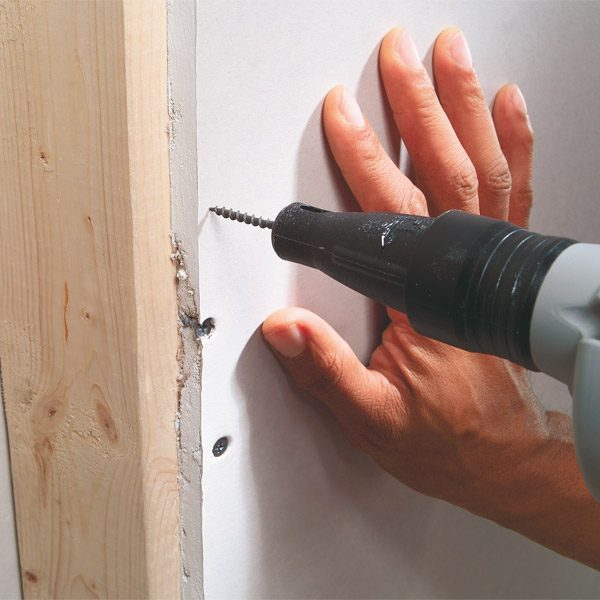 How To Install Drywall The Family Handyman