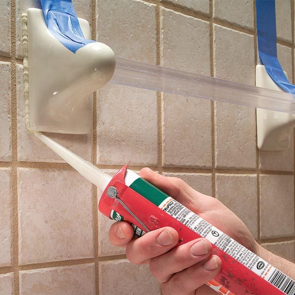 How To Replace A Towel Bar The Family Handyman