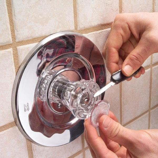 How To Fix A Dripping Shower The Family Handyman