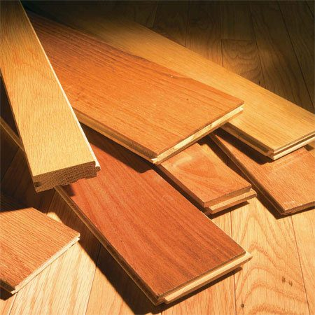 How To Buy Wood Flooring The Family Handyman