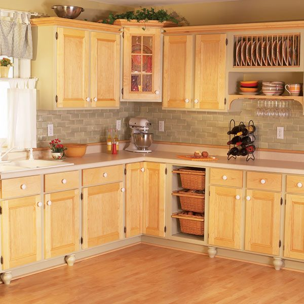 Cabinet facelift the family handyman for Remodel kitchen without replacing cabinets