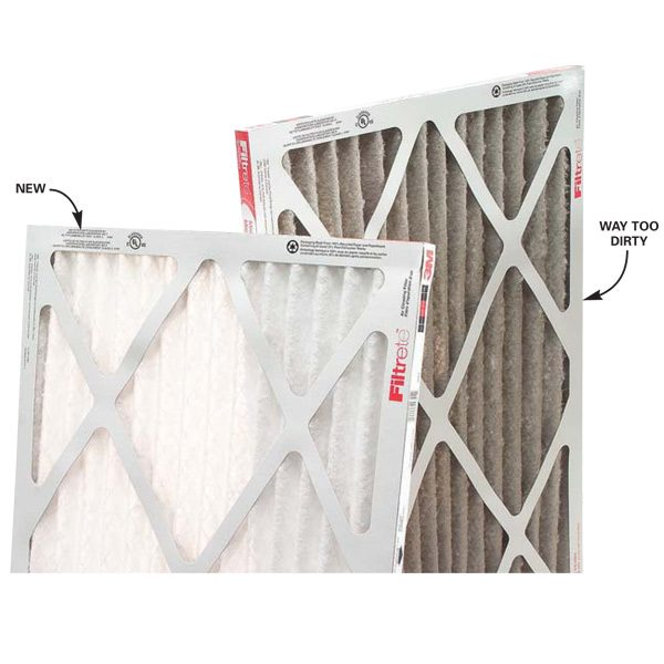 How To Change A Furnace Filter The Family Handyman