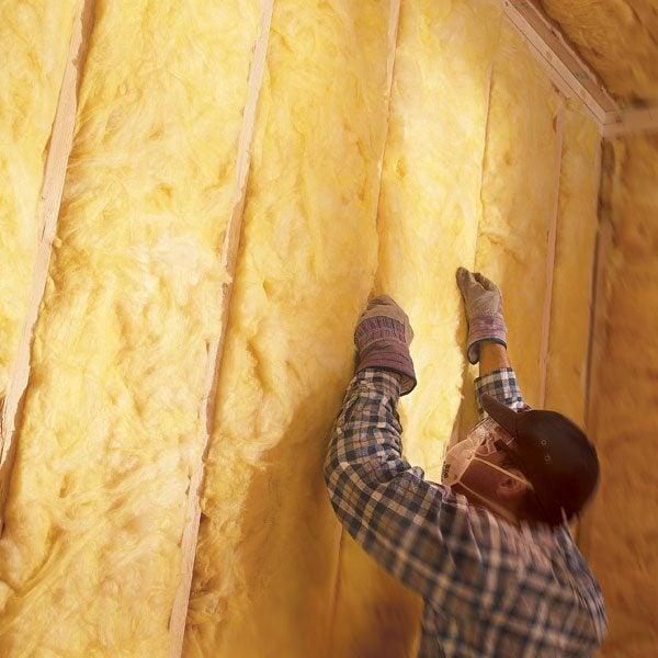 How To Install Fiberglass Batt Insulation The Family