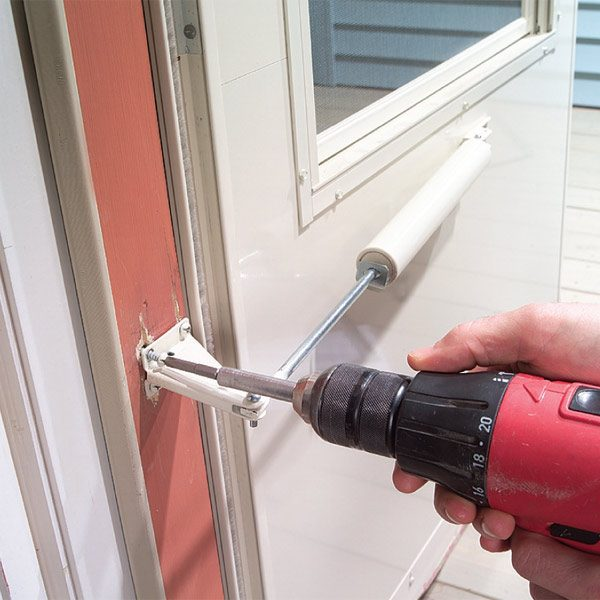 Beau Fix A Storm Door Closer