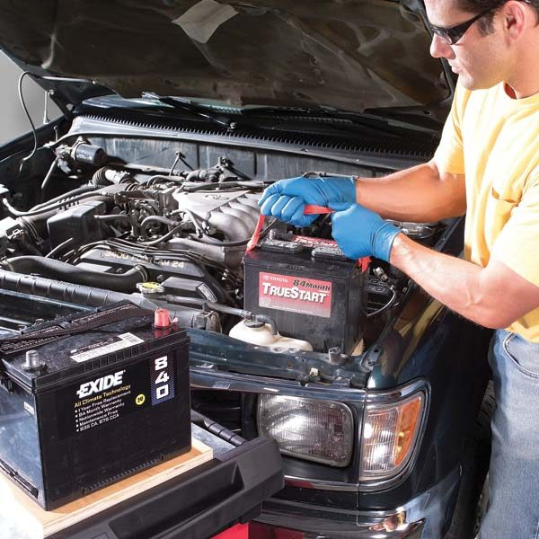 93510 Car Battery Service Acton