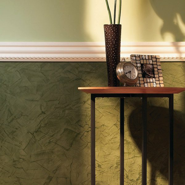 How To Install Venetian Wall Plaster And Chair Rail