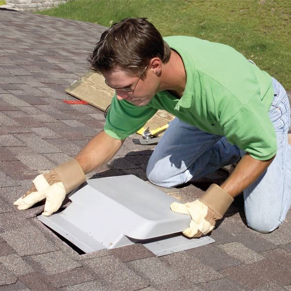 How To Improve Attic Ventilation The Family Handyman