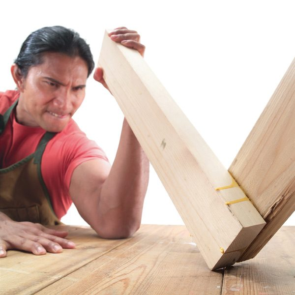 and cracked woodwork, make stronger woodworking projects, and learn ...