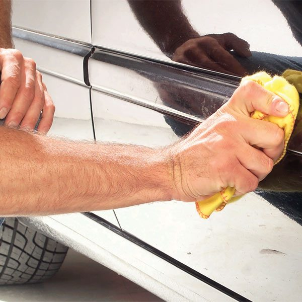 Auto Body Side Molding Fix The Family Handyman